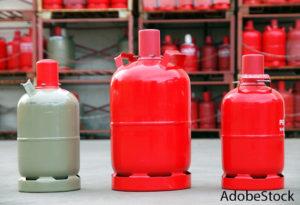 Service Gasflaschen-Tausch