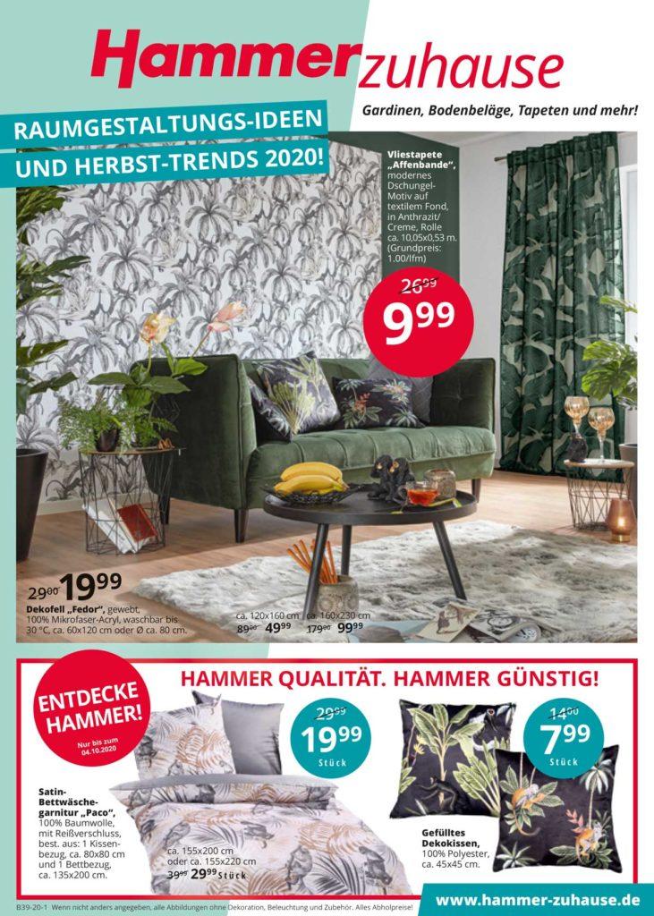 Hammer Beilage 39 2020